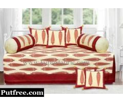 Buy Diwan Set Covers And Give a Royal Touch To Your Guest Room