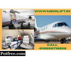 Affordable Medilift Air Ambulance Service in Bangalore