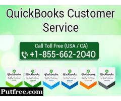 Dial QuickBooks Customer Service 1-855-662-2O4O