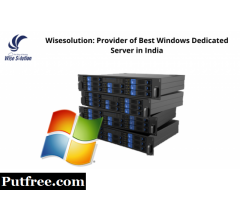 Wisesolution: Provider of Best Windows Dedicated Server in India
