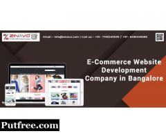 eCommerce Website Development Company zinavo