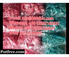 pink blue Legal Synthetic Stimulant Benzylones BMDP EU eutylone bk-ebdp ebk(E-mail: mia@hbhfbio.com)