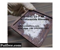 CAS 1341-23-7   Nicotinamide Ribose NR ( mia@crovellbio.com