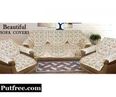 Appealing Sofa Covers At Best Rates