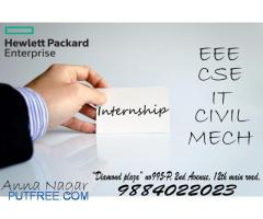 INTERNSHIP WITH VALUABLE EDUCATIONAL TRAINING