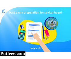 Best Exam Preparation for Sukkur Board!