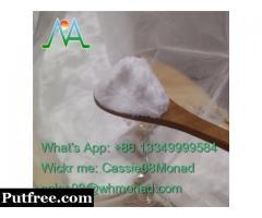 cas 62-44-2 phenacetin shiny white powder in USA warehouse