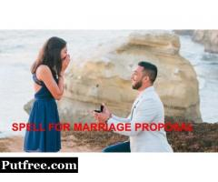 SPELL FOR MARRIAGE PROPOSAL +27678477336