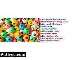How To Win Lotto Jackpot by Powerful Spells That Work Fast In Europe +27782830887