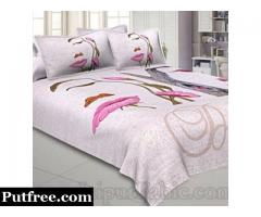 Bring Freshness To Your Bedroom With White Bed Sheets