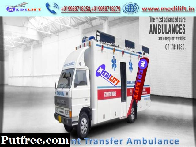 Avail Fastest Ambulance Service in Varanasi with Doctor Facility