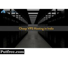 Get the Fast and Secure Cheap VPS Hosting in India