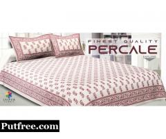 Buy Percale Bed Sheets For a Sound Sleep