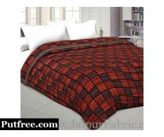 Premium Quality Double Bed Quilts