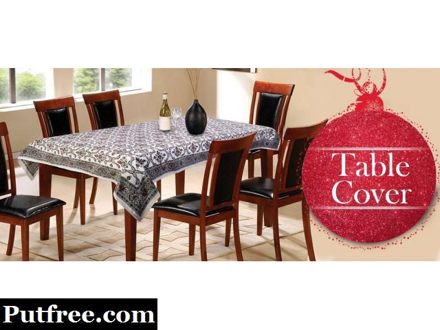 Buy Online Table Covers at the Best Prices