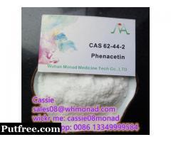 cas 62-44-2 phenacetin powder/ shiny powder phenacetin