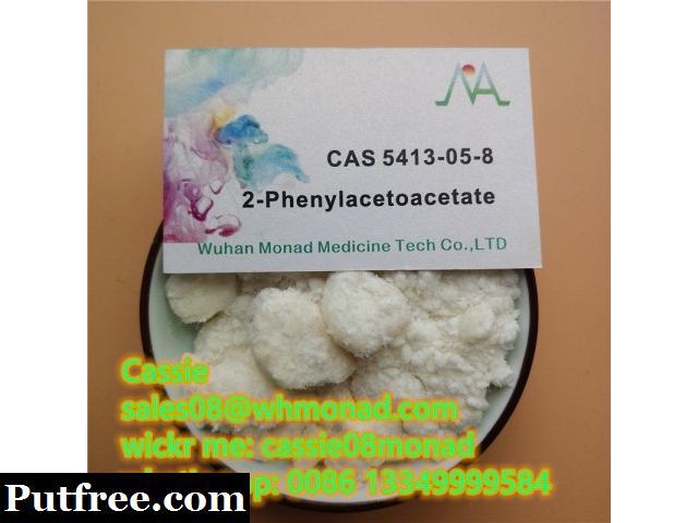 BMK powder cas 5413-05-8 new bmk/ bmk glycidate cas 16648-44-5