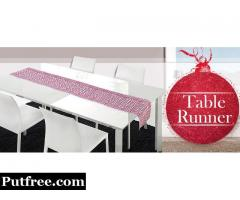 Buy Online Table Runners And Grace Your Dining Table