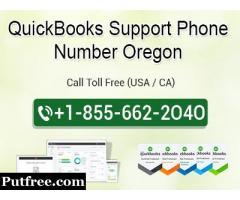 QuickBooks Support Phone Number Oregon 1-855-662-2O4O