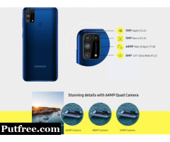Samsung Galaxy M31s: Price in India, specifications and features