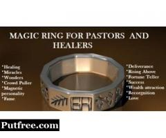 Spiritual Magic Ring for Pastors to heal and see visions +27735257866 in South Africa,Zimbabwe,USA