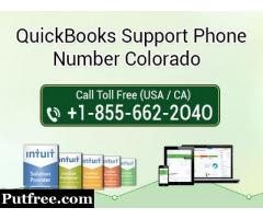 QuickBooks Support Phone Number Colorado 1-855-662-2O4O