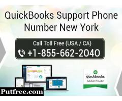 QuickBooks Support Phone Number New York 1-855-662-2O4O
