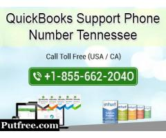 QuickBooks Support Phone Number Tennessee 1-855-662-2O4O
