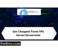 Get Cheapest Forex VPS Server:Serverwala