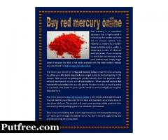 Selling Good Quality Red Mercury Liquid For Sale 100% Privacy Protected Call On (+27)787153652