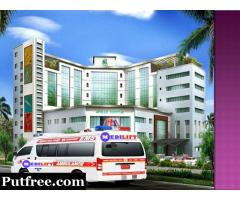 High-Quality Medical Support Medilift Ambulance Service in Delhi