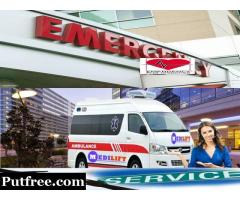 Trustworthy and Low-Cost Medilift Ambulance Service in Darbhanga