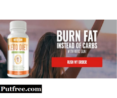 Keto Sun Diet Pills
