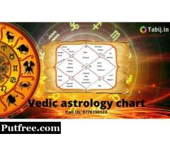 Learn about Vedic astrology chart with your birth chart