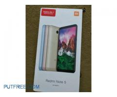 Redmi note 5 32gb 3ram wanted to sell