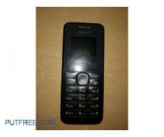 Nokia 105..in good condition