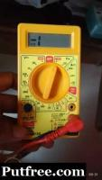 Multimeter (electronics project)