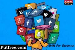 Social Media Marketing for Business  I Learning by Doing