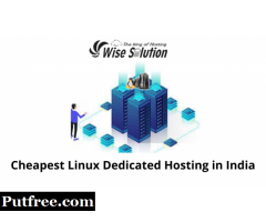 Get fully accessible linux dedicated hosting at most cheapest price