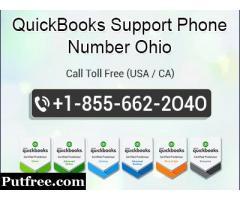 QuickBooks Support Phone Number Ohio 1-855-662-2O4O