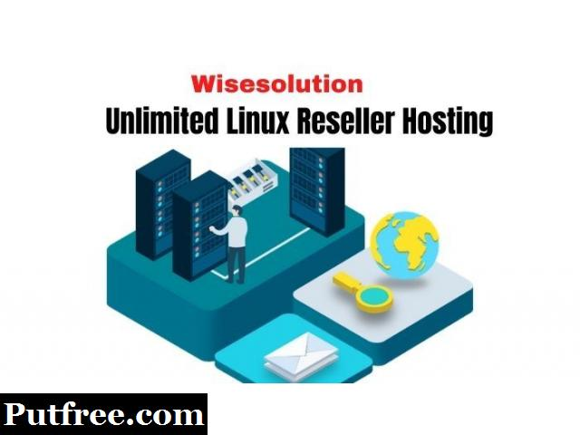 Get cheapest linux reseller hosting at the wisesolution