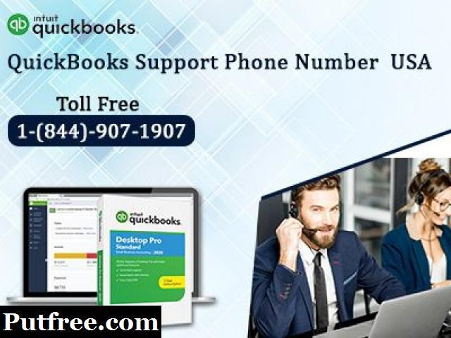 QuickBooks Customer service Phone Number USA +1-844-907-1907
