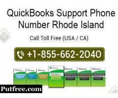 QuickBooks Support Phone Number Rhode Island 1-855-662-2O4O
