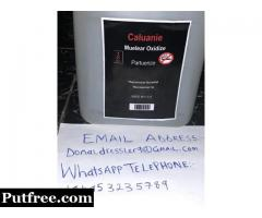 We sell Caluanie Muelear Oxidize Pasteurize high Purity of 99.99%.