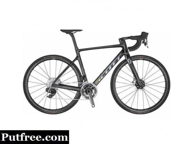 2020 Scott Addict RC Ultimate Road Bike - (Fast Racycles)
