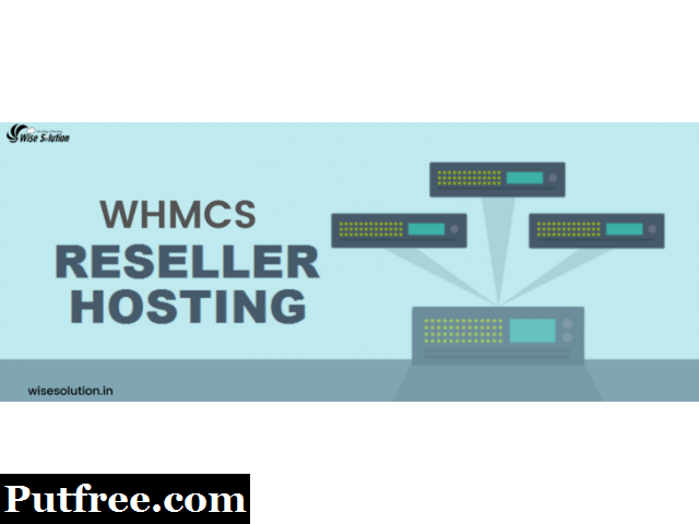 Get fully accessible reseller hosting with whmcs at most cheapest price