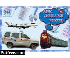 24 Hours On-duty On-Call Cardiac Ambulance Services in Patna | ASHA