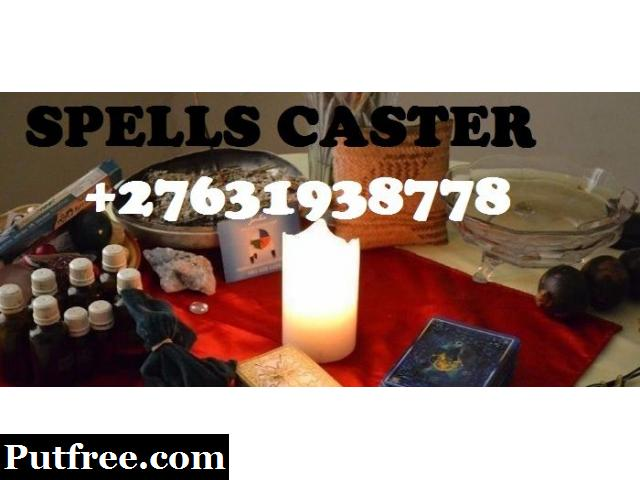 LOVE SPELL CASTER /BLACK MAGIC TO BRING BACK LOST LOVER +27631938778