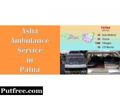 Take on Rent the Utmost ICU-Demanding Ambulance Service in Patna | AAS