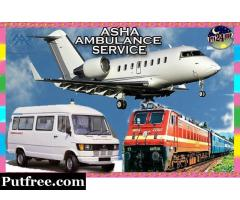 Go now with a Genuine Cardiac Ambulance Service in Patna | AAS